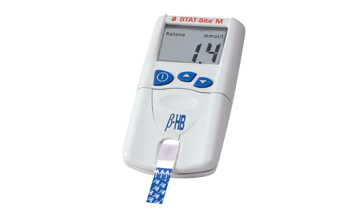 STAT-Site® M Beta-Hydroxybutyrate (BHB) Analyzer