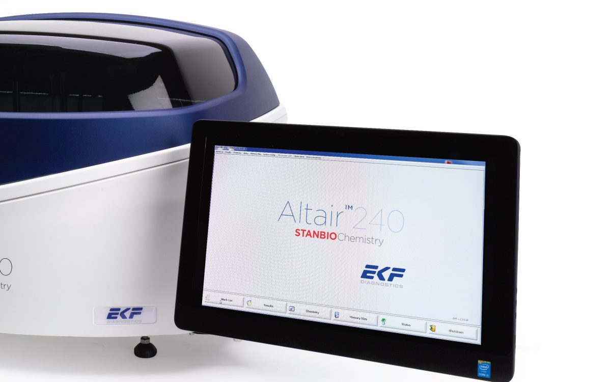 Altair™ 240 Automated Benchtop Chemistry Analyzer