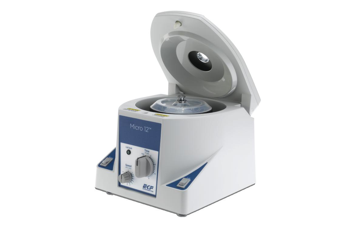 Micro 12™ High Speed Microcentrifuge