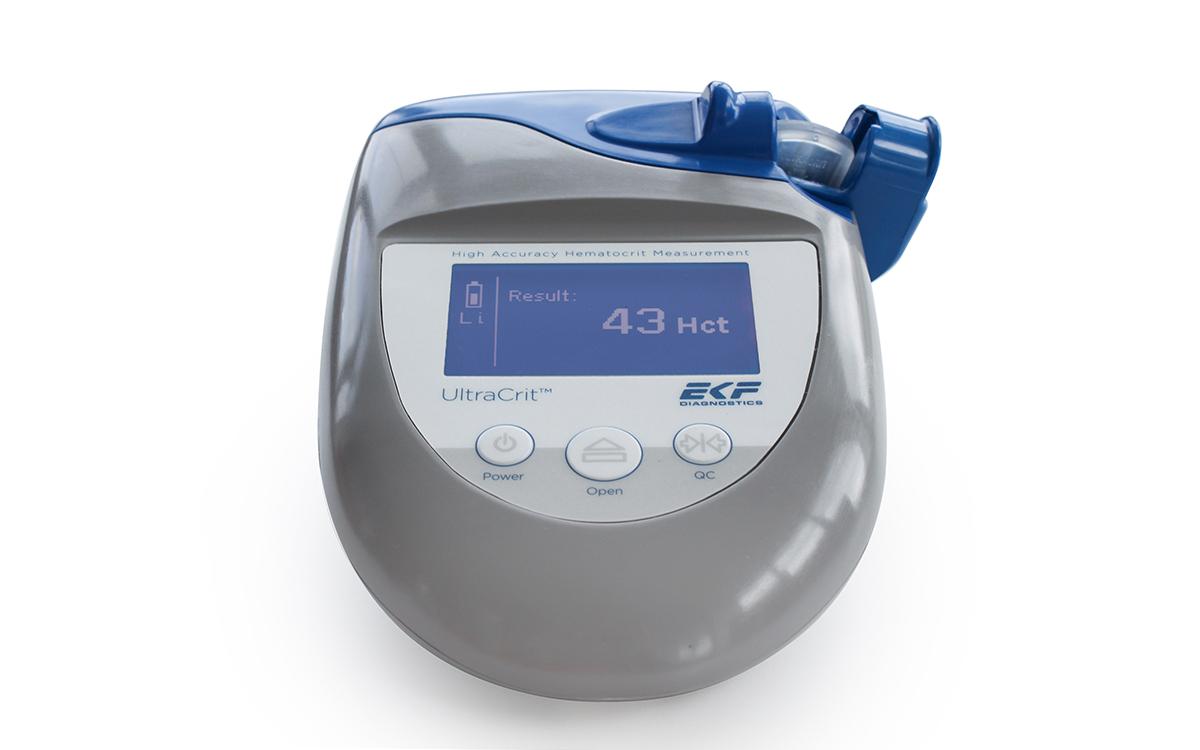 UltraCrit™ Hematocrit device