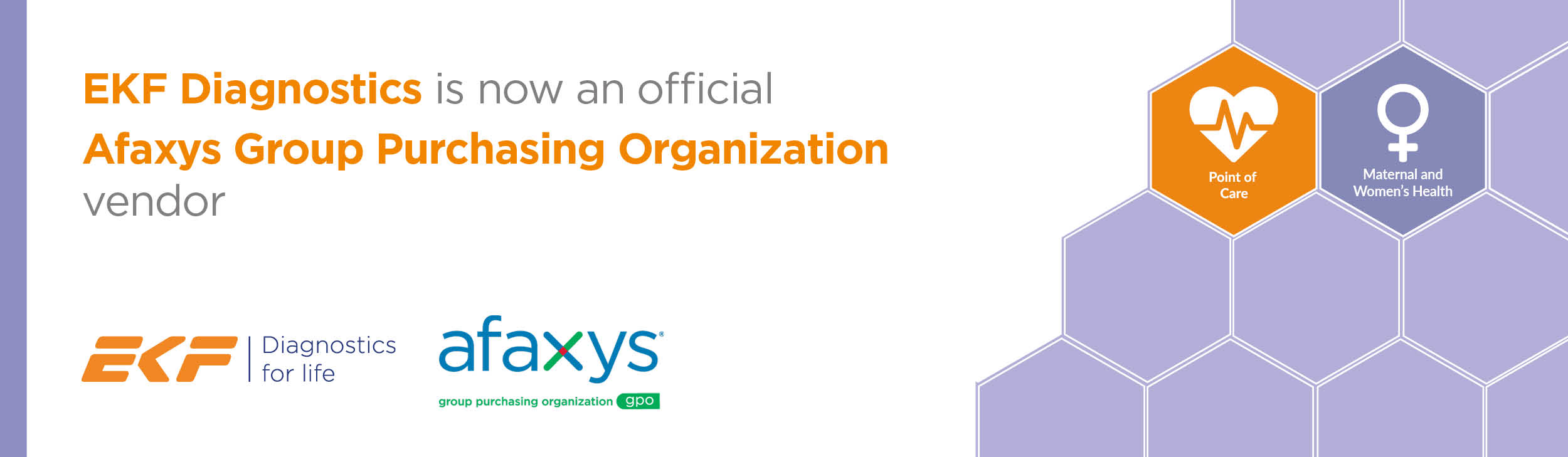 EKF-Afaxys-partnership-announcement-banner