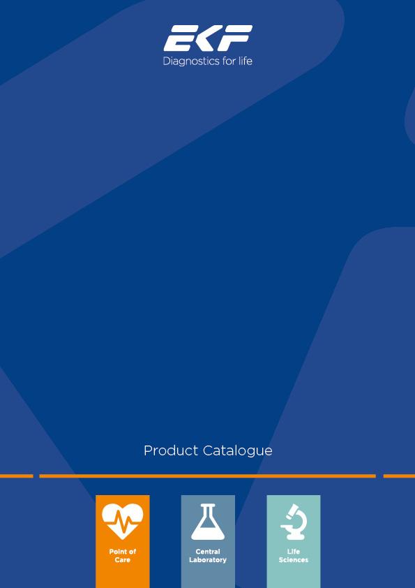 EKF - Catalogue 2019 USA